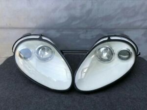 Maserati 3200 GT GRANSPORT  M128 M138  XENON Headlamp LEFT RIGHT PAIR