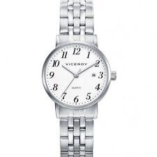 Reloj Viceroy acero mujer 42224-04