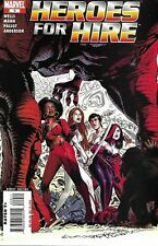 Heroes For Hire #9 Marvel Comics