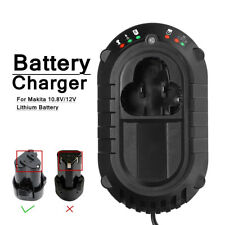 Li-ion Battery Charger For Makita 10.8V/12V Lithium Battery BL1013 DC10WA DF330D