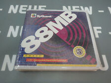 88MB        - SYQUEST -         88MB  /      Removable hard disk cartridge   NEW