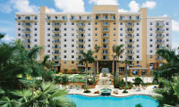 Wyndham Palm Aire Resort, Pompano Beach, FL - 2 BR DLX - May 30 - June 4 (5 NTS