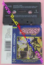 MC CHICAGO Live 1994 italy TDM TDMK 102 no cd lp dvd vhs