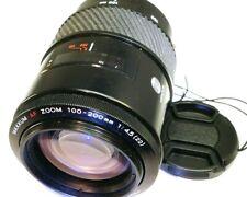 Minolta 100-200mm f4.5 AF Lens for Sony α67 α65 α77 Alpha A mount SLR Camera