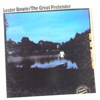 LESTER BOWIE: Great Pretender ECM Promo JAZZ LP NM Robert Ludwig RL Masterdisk!