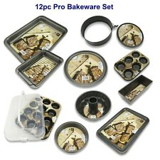 12pc Bakeware set, Pro bakewares, baking accessories, Cookware, Kitchenware