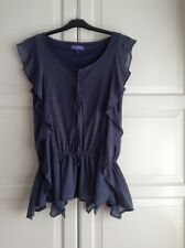 VIVIENNE TAM , Gypsy Style Top  Size ( S ) RRP - £98