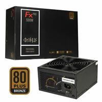 Cronus FX PRO 500W 140mm Silent Fan 80 PLUS Bronze  PSU Powersupply