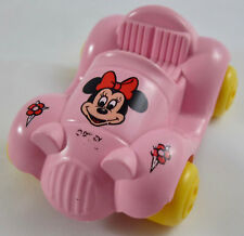 McDonald's Mickey's Birthdayland HM - Under 3 Minnie's Convertible - 1989 - OOP