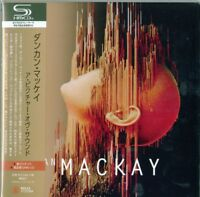 DUNCAN MACKAY-A PICTURE OF SOUND-JAPAN MINI LP SHM-CD H25