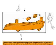 Chevrolet Gm Oem 13-17 Traverse-Park/turn Lamp Right 23305609
