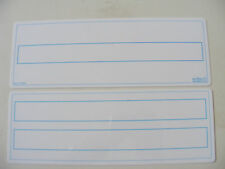 Inspirational Classrooms Pk of 30 Bar Model Write & Wipe Board  Edtech - 3138004