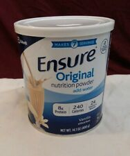 Ensure Original Nutrition Powder Supplement Vanilla 14oz Each