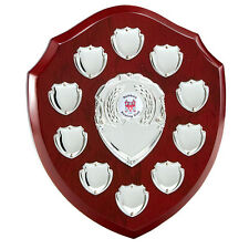 Annual Shield Classic Wood Award 10yr FREE engraving 'Salesperson of the Year'