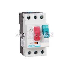 new 1pcs  CHINT Electric AC Motor Starter NS2-25 1.6-2.5A GV2ME