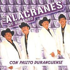 NEW - Con Pasito Duranguense by Alacranes De Durango