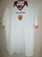 AS Roma 2006-2006 Away Football Shirt Small Rare /22242