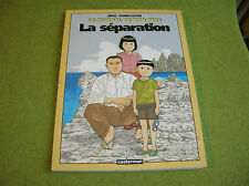 BD JIRO TANIGUCHI - LE JOURNAL DE MON PERE T2 LA SEPARATION - EO -CASTERMAN-2000