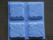 12+2 FREE - 6x6 CONCRETE COBBLESTONE PATIO PAVER MOLDS