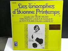 Les triomphes d' YVONNE PRINTEMPS  2C06412869