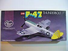 P-47  THUNDERBOLT  1/48   LINDBERG  scatola 33x15x5 cm