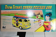 Dc Comics Bus Playset For Retro 8 Inch Figures; Teen Titans Beach Cruiser Van
