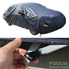 Car Cover 7 Layer  Sun UV Dust Snow Rain Resist Waterproof Protect with Lock A1