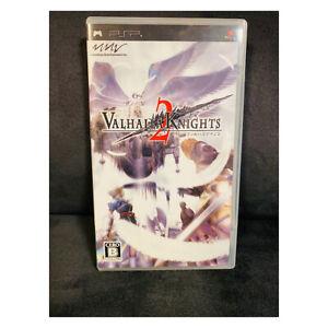 Valhalla Knights 2 PSP Used Sony Marvelous