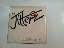 """RARE - THE JITTERZ """"WITH A Z"""" - (45 RPM  EP ) - PRIVATE PRESS - N.J.      VG+++"""