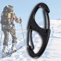 Mountaineering Buckle Carabiner Buckle Keychain Hook Outdoor Useful Tools