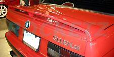 81-94 BMW E30 318 323 325 M Tech M Technik Style Trunk Wing Spoiler 2 Pcs USA CA