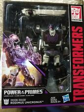 Transformers Power Of The Primes Rodimus Unicronus Leader  Class