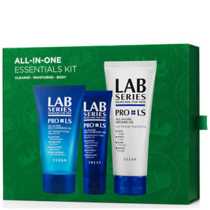 LAB SERIES SKINCARE FOR MEN ALL-IN-ONE ESSENTIALS KIT