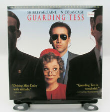 GUARDING TESS - LASER DISC - DIGITAL SOUND DOLBY - NEW - WIDESCREEN - MacLAINE