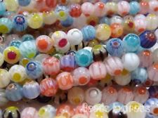 Glass Round Assorted Jewellery Making Beads