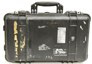 Black Pelican 1510 Carry On Case w/Foam