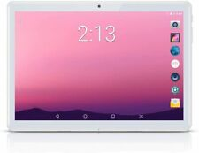 Android Tablet 10 inch with 2.5D Curved Glass IPS Screen,4GB RAM 64GB ROM Octa C