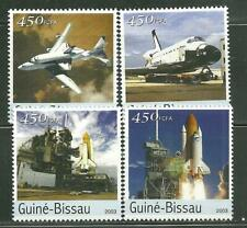 GUINEA BISSAU MNH SPACE SHUTTLES [2003]