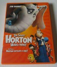 Dr. Seuss Horton Hears a Who DVD