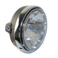 Round Headlight Lamp For Honda CB400 CB500 CB1300 Hornet 250 600 900 VTEC VTR250