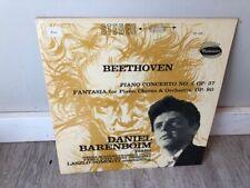 Beethoven Daniel Barenboim WST 17078 Piano Concerto No. 3 Fantasia Somogyi