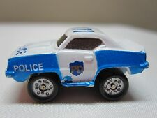 Micro Machines '69 CHEVY CAMARO Police Department Car NO: 171 In Blue/White