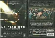 DVD - LE PIANISTE avec ADRIEN BRODY, JULIA RAYNER / ROMAN POLANSKI