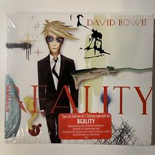 David Bowie Reality Special Edition New Sealed Digipak – 2003 ISO Records