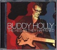 Buddy Holly - The Hits As They Happened (NEW CD)