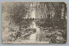 Richter Farm Irrigation Ditch GARDEN CITY KS Finney County—Antique Agriculture