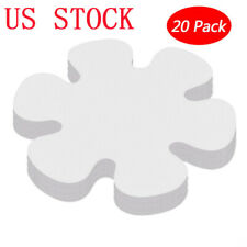 20x Flower Safety Non-Slip Treads Pad Applique Sticker Mat Bath Tub&Shower Decal