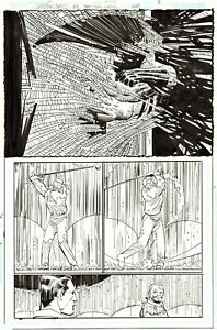 JOHN ROMITA, JR./ KLAUS JANSON 2020 BATMAN IN ACTION ORIGINAL ART!