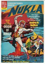 1965 Nukla #1 Dell Comic (VG+)