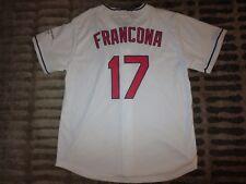 Terry Francona #17 Cleveland Indians MLB Jersey M medium